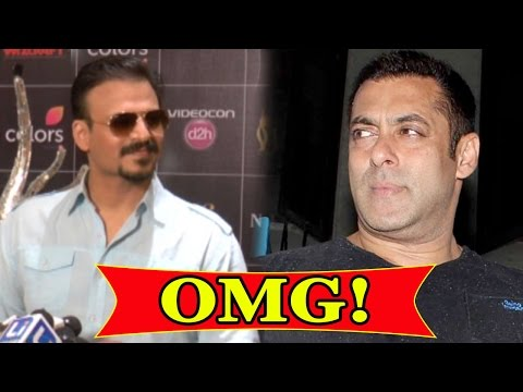 OMG! Vivek Oberoi Walks Away From Press Meet When Asked About Salman Khan