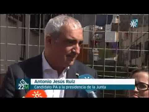 Antonio Jesús Ruiz sobre la propuesta Podemos y Ciudadanos mil Mill menos para Andalucía