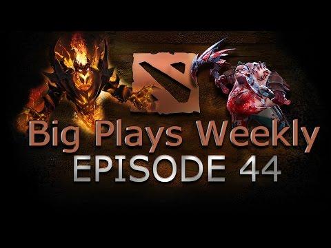 Dota 2 - Big Plays Weekly - Ep. 44