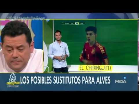 Los posibles sustitutos de Dani Alves si sale del Barça