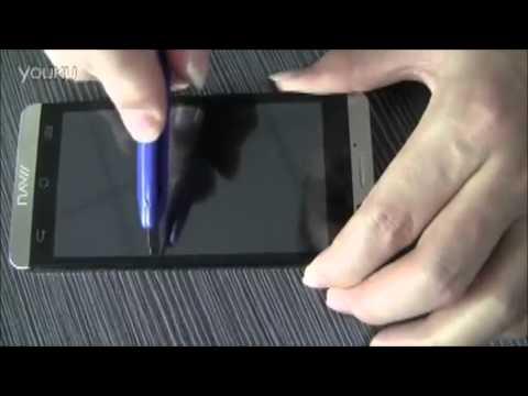 Jiayu G3 - испытание дисплея Gorilla Glass