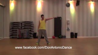 Zumba with Don antonio - Baddest girl in town