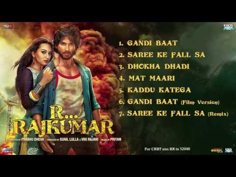 R...Rajkumar - Jukebox (Full Songs)