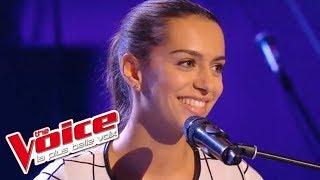 Christine & The Queens – Paradis Perdus   Derya Yildirim   The Voice France 2016   Blind Audition