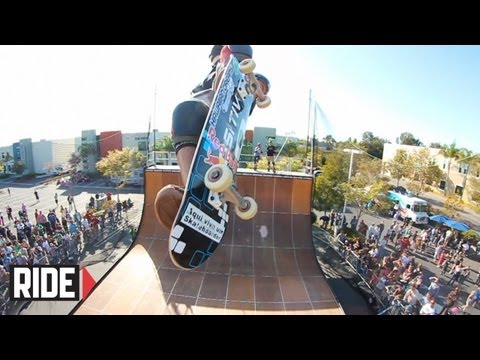 Tony Hawk, Mitchie Brusco, PLG - Tony Hawk's Twitter Hunt Demo 2011