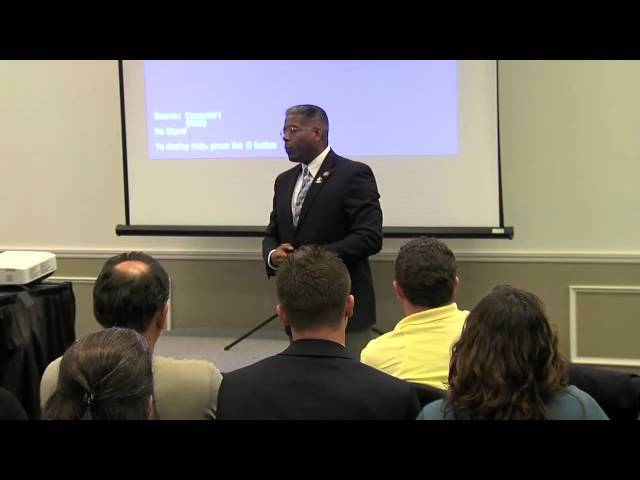 """Allen West on """"The American Cause"""""""