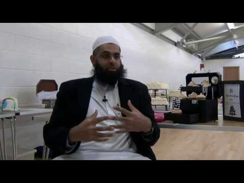 The Great Masjid Bake Off: Preventing Domestic Abuse by Mufti Abdur Rahman ibn Yusuf