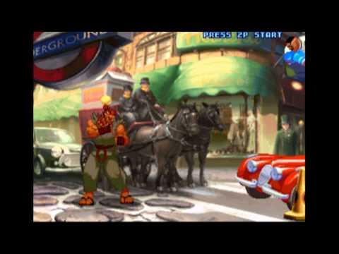 Street Fighter III 3rd Strike PS2 HD Full Run (Akuma) (Progressive)