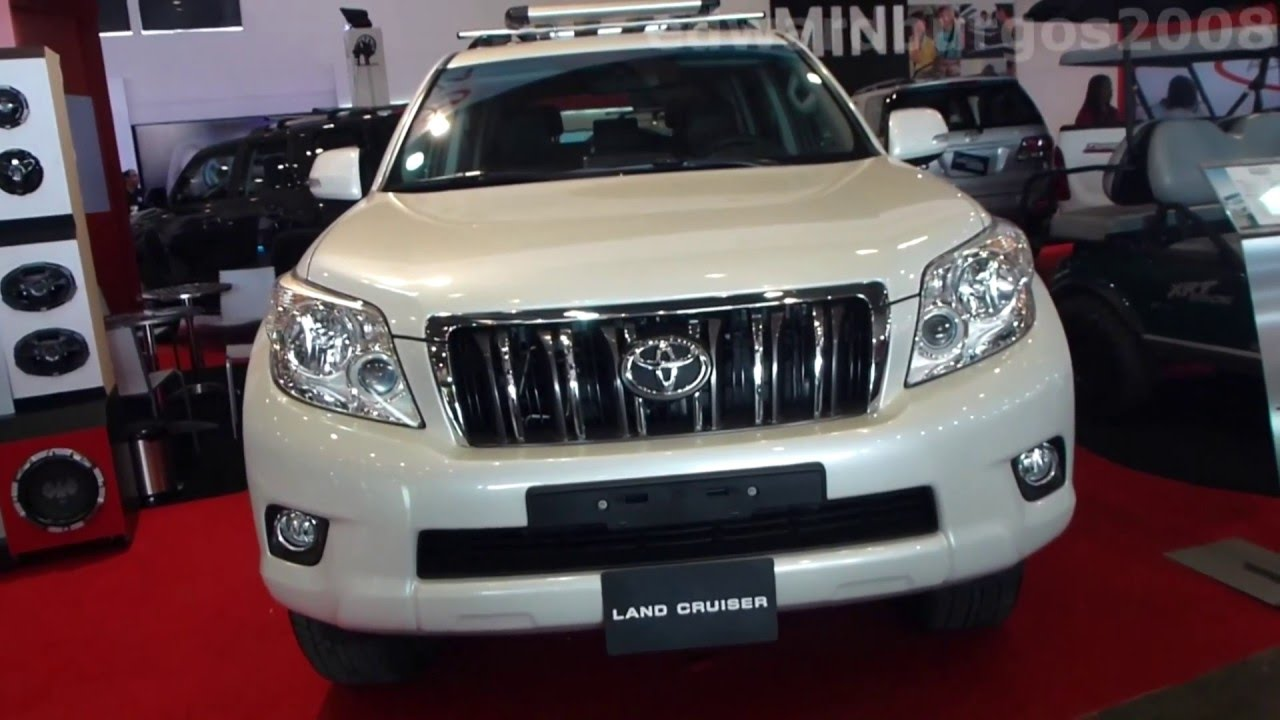 2014 Toyota Land Cruiser Txl