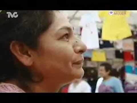 Qu Hace Una Mujer Comerciante En Tepito PM 08 07