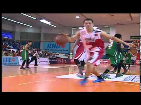 2014 AirAsia ABL Game 44: Westports Malaysia Dragons vs Hi-Tech Bangkok City