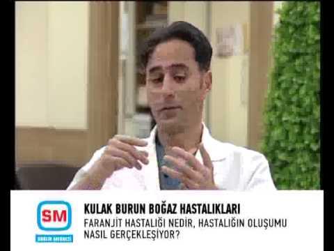 KBB Hastal�klar� Uzman� Dr Rafet Kele�- Faranjit hastal��� nedir,hastal���n olu�umu