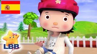 Canciones para Niños   sigue intentando   Canciones Infantiles   Little Baby Bum Júnior