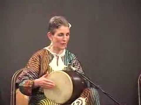 Mary Ellen Drum (zarb)Solo