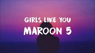 Download Lagu Maroon 5 - Girls Like You - ( 1 hour ) Gratis STAFABAND
