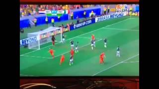 Wesley Sneijder in Meksikaya attığı muhteşem gol Hollanda 2  Meksika 1