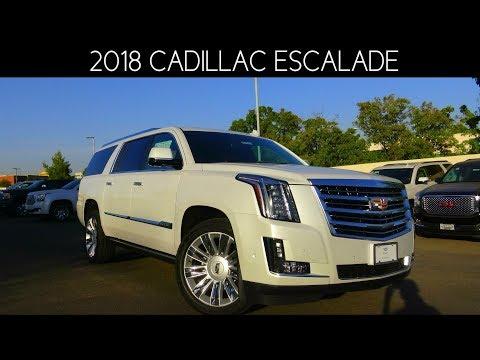 2018 Cadillac Escalade ESV Platinum 6.2 L V8 Review