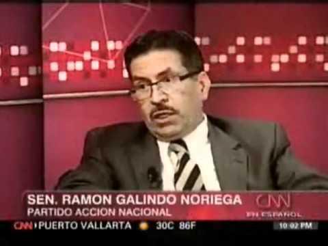 Sen. Ramón Galindo con Carmen Aristegui_CNN Marzo 16, 2010 (1)