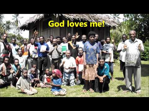 God is so good!  Papua New Guinea