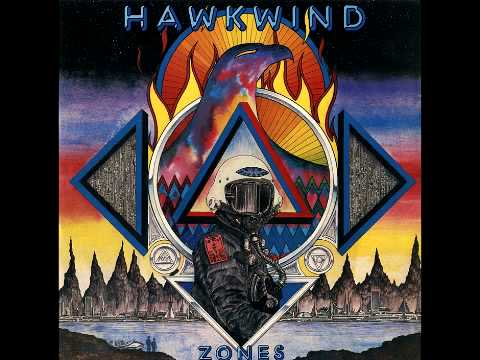 Hawkwind - Running Through The Back Brain