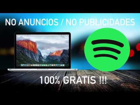 Remove Advertisements and Ads on Spotify / Mac OS X / FREE !!!
