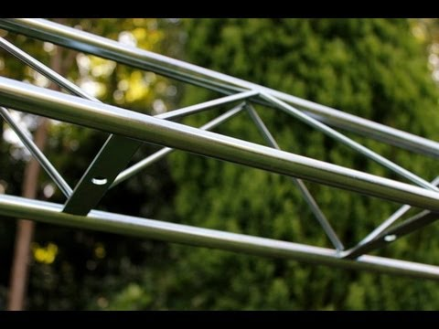 ADJ Light Bridge One/Dura Truss Review