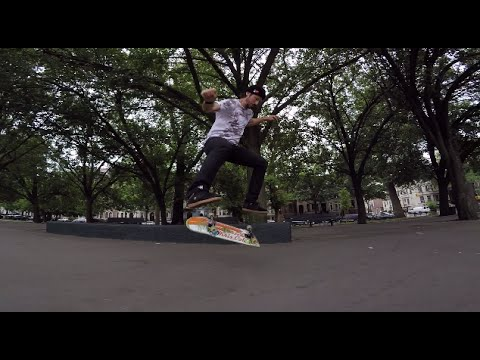 Chris Cole Staight Eight and Rail Sesh | DC East Coast Tour 2016 Part 2