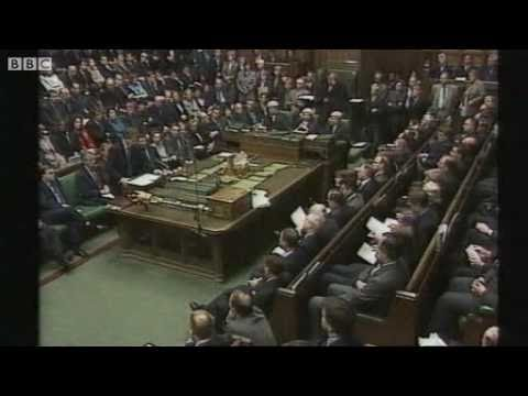 Blair - Afghan War Debate