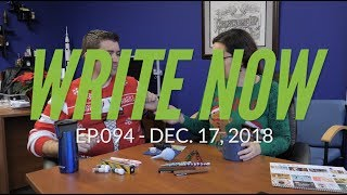 Write Now - Ep.094: Last Minute Gift Ideas!