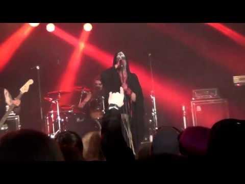 HORNA - Askel Lähempänä Saatanaa & Kunnia Herralle, Kuninkaalle @ Steelfest 2013 (HD)