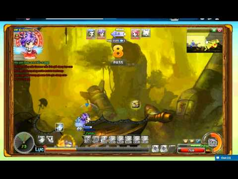 [GUNNY] Boomerang vs Thương Cổ + Minotaure