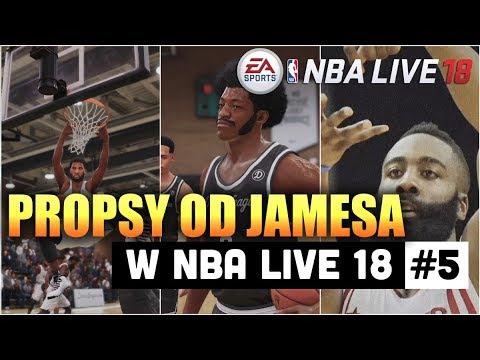 Biedny Kawhi skrzywdzony w NBA Live 18 #5 | THE ONE: Drew League