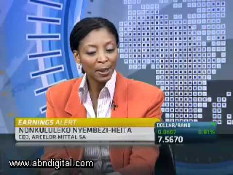 ArcelorMittal SA Annual Results with Nonkululeko Nyembezi-Heita