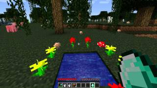 Minecraft Twilight forest Jak vytvořit portál McRumisCZ