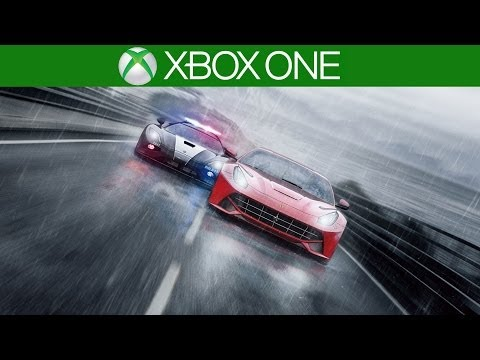 Need for Speed Rivals Xbox One Gameplay - Walkthrough Part 1 Live Stream (Next Gen Graphics)
