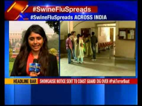 Over 670 dead due to Swine Flu, at least 10000 test positive