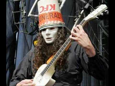 Buckethead - Final wars