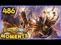 So That Just Happened!! | Hearthstone Daily Moments Ep. 486
