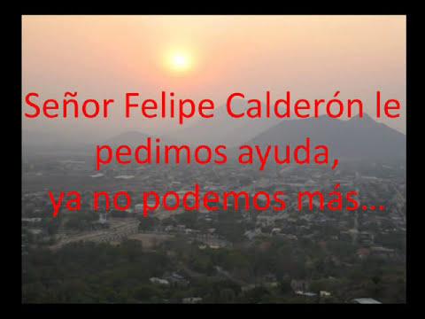 Cd. Altamirano aclama paz!!!