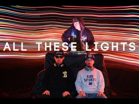 The Grouch & Eligh - All These Lights prod. Pretty Lights (Official Music Video)