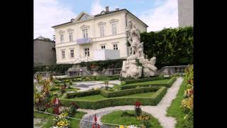 Austria Salzburg,Mozarts Birthplace