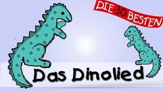 Das Dinolied - Wissenslieder für Kleinkinder    Kinderlieder