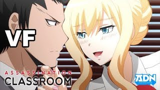 ASSASSINATION CLASSROOM VF - 7ans plus tard : Karasuma et Irina