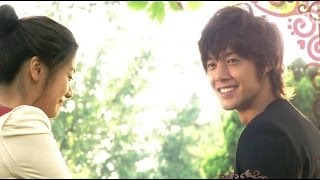 Kim Hyun Joong x Jung So Min Playful Kiss MV