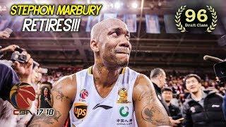 Stephon Marbury RETIRES! His LAST GAME! Full Game + Retiring Ceremony (11.02.18) [1080p]
