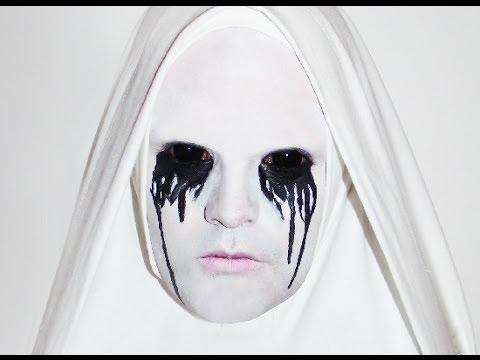 White Nun - American Horror Story Asylum - Makeup Tutorial! video