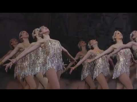 Mia Michaels on the New York Spectacular