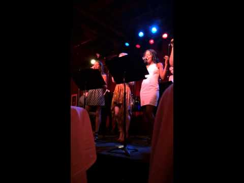 Teal Wicks, Jackie Burns, Adrienne Warren and Jane Monheit - Home Again