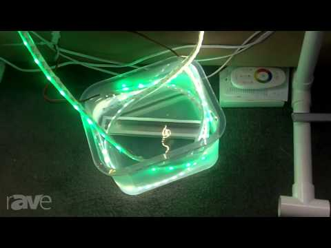 InfoComm 2013: Any Hope Technology Shows Flexible Light Strip