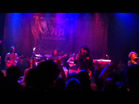 Stephen Marley No Cigarette Smoking In My Roomboulder Co 06 25 2011 video